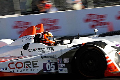 CORE autosport takes advantage of every resource