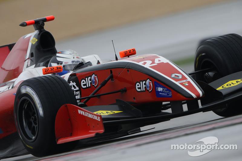 Good mileage for Tuscher, K.O. for Marinescu at Motorland Aragon