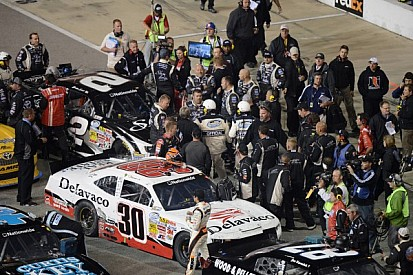 Piquet, Scott incident at Richmond escalates with RCR members arrested