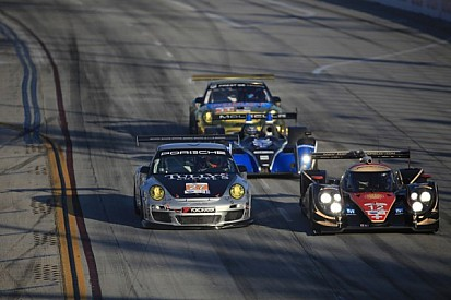 On to Mazda Raceway and Four Hours of ALMS Racing