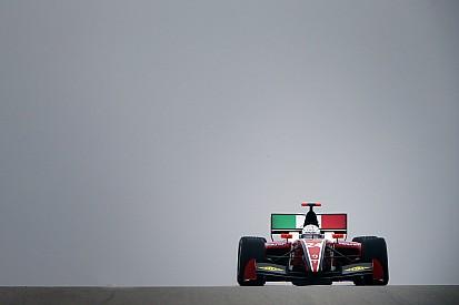Heavy rain on Race 2 brings bitter news for Zeta Corse at Motorland Aragon