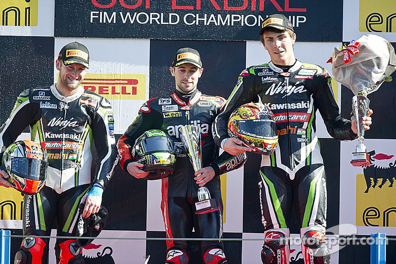 Sykes and Laverty take one win each at Assen