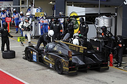Lotus Praga LMP2 preview to the 6 Hours of Spa