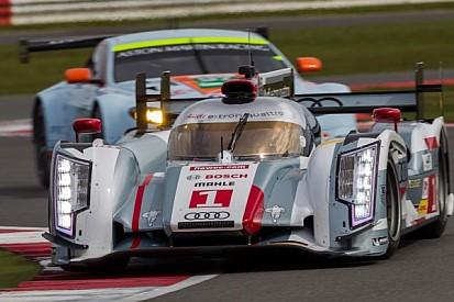 Six Hours of Spa as a preparation to Le Mans for Benoît Tréluyer