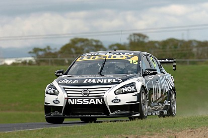 Nissan Motorsport quartet focus on tyre life in Perth