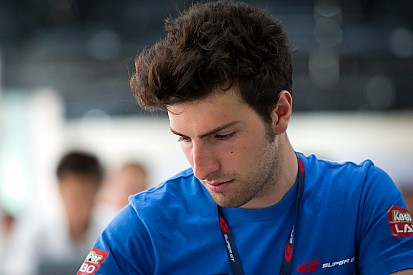 Recovery race for Caldarelli on Round 2 at Fuji