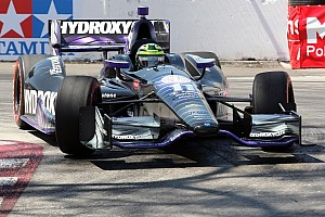 IndyCar Breaking news Kanaan recovers after injuring his right hand in Long Beach