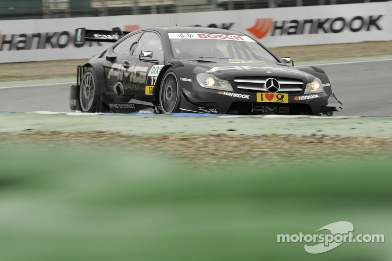 DTM and Hankook extend partnership up to the end of 2016