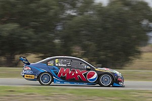 Supercars Practice report Davison tops practice at Perth