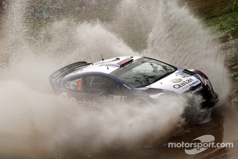 A rally of endurance and a rally of hardship for Qatar M-Sport