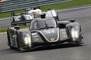 WEC Qualifying report First day for the Lotus Praga LMP2 at the Six Hours of Spa