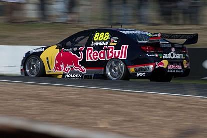 Lowndes breaks Skaife record with Saturday's Super Sprint win in Perth