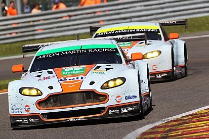 Aston Martin secures double WEC podium at Spa