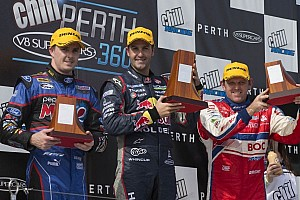 Supercars Race report Whincup feels back in control as shades of his dominance returned Perth