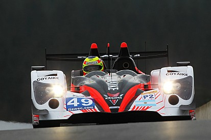 Pecom Racing takes victory with the ORECA 03