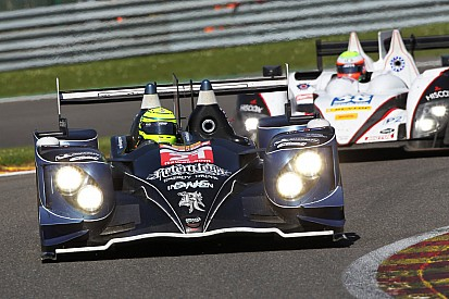 Podium and points for Strakka Racing at Spa
