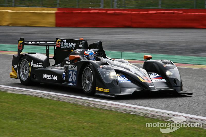 Nissan powers through Le Mans preparations