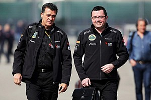 Formula 1 Breaking news Nick Chester appointed Lotus F1 Team Technical Director