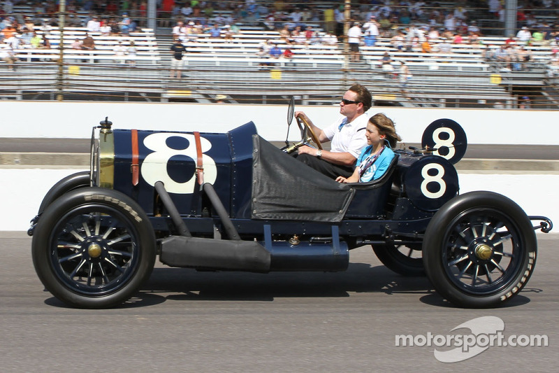 97th Indianapolis 500 entry filed for 1996 winner Buddy Lazier