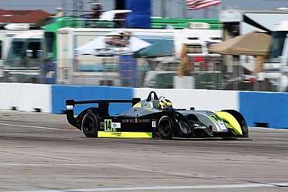 Rayhall captures Prototype Lites pole at Mazda Raceway Laguna Seca