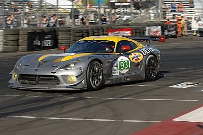 SRT Motorsports Viper race advance for the Round 3 at Laguna Seca