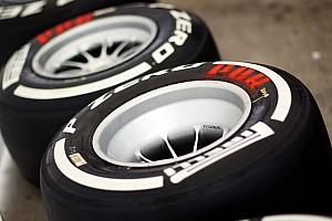 Formula 1 Practice report Pirelli P Zero White medium tyres faster than the 2012 Yellow soft at Barcelona