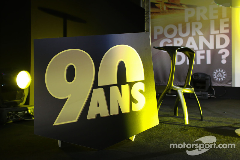 Le Mans 24 Hours celebrate their 90th anniversary