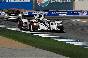 ALMS Qualifying report Third place start for Pickett Racing at Laguna Seca