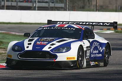 Beechdean's Jonny Adam signs for Aston Martin Racing works team