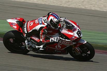 Badovini and Team SBK Ducati Alstare finish 9th and 11th in Monza races