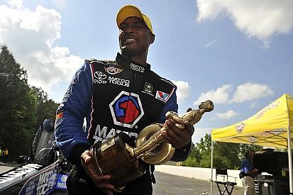 Third Atlanta win a charm for Brown