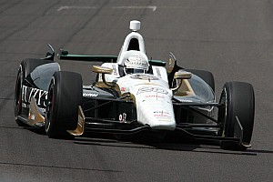 IndyCar Practice report Carpenter boosts his speed Thursday at Indy 500