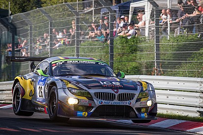 BMW teams qualify for the 24 Hours of Nürburgring