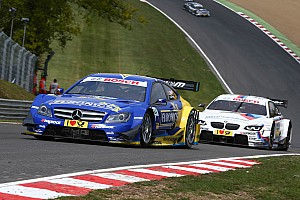 DTM Race report Mercedes AMG C-Coupe driver Paffett is top-six at Brands Hatch
