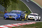 Mercedes AMG C-Coupe driver Paffett is top-six at Brands Hatch