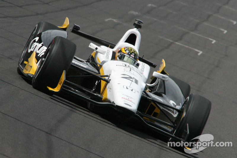 Honda's Newgarden leads final Indy 500 qualifiers