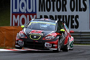 WTCC Race report Muennich Motorsport two times in the points ranking of the WTCC on the Salzburgring