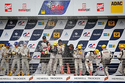 Marc VDS score incredible 24 Hours of Nürburgring podium