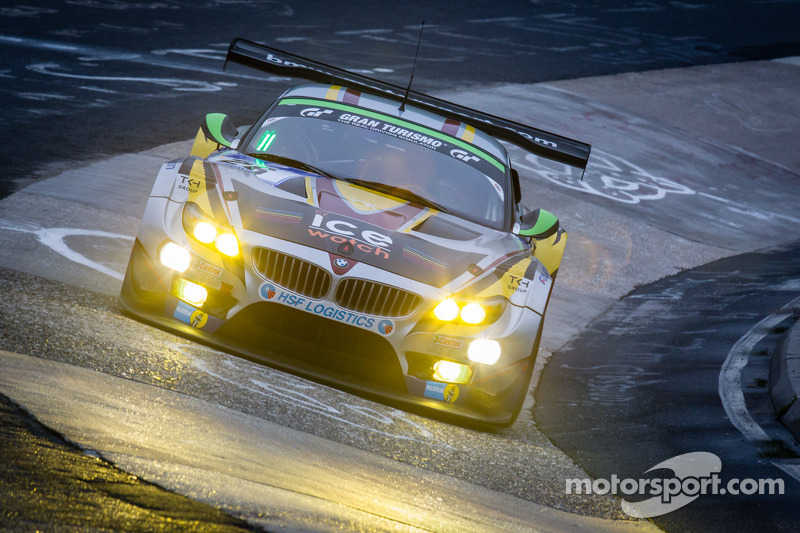 Maxime Martin finish second at Nürburgring 24h