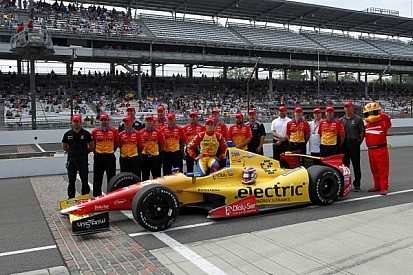 """Indianapolis 500: No such thing as an """"Off Day"""""""