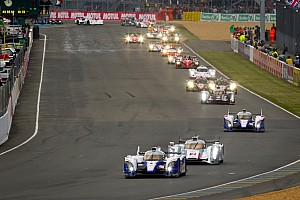 Le Mans Breaking news GRAND-AM founder Jim France set to give start to the 24 Hours of Le Mans