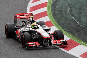 Formula 1 Breaking news McLaren wants to be only Honda-powered team in 2015