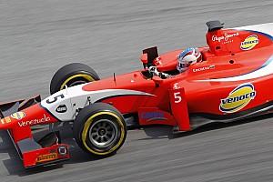 GP2 Qualifying report Johnny Cecotto grabs Monaco pole