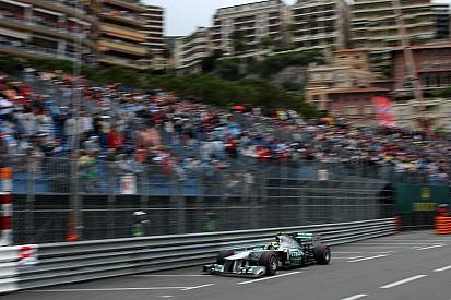Mercedes one-two at thrilling Monaco qualifying - Pirelli