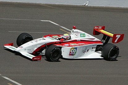 Historic runner-up finish for Chaves at Indianapolis Motor Speedway