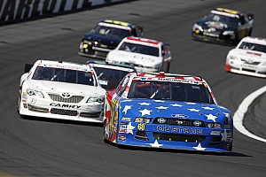 NASCAR Cup Race report Tough day for Pastrana at Charlotte 300