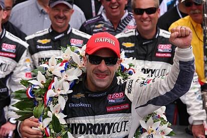 Never say never: Tony Kanaan finally wins Indy 500