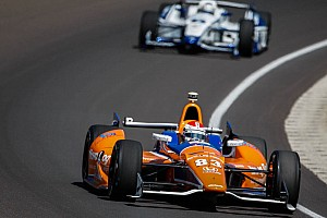 IndyCar Race report Kimball scores third top-10 finish of season at the Indianapolis 500