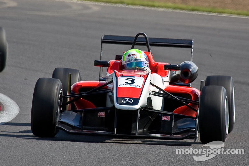 First spoils to Buller at Silverstone
