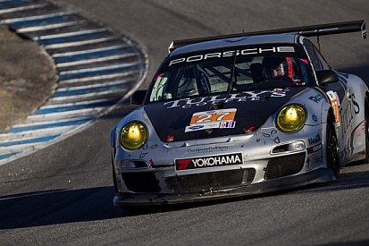 Long joins Dempsey and Foster for the 24 hour Le Mans challenge